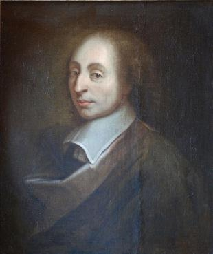 Picture of quotation author Blaise Pascal