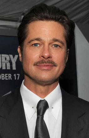 Picture of quotation author Brad Pitt