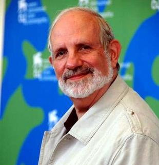 Picture of quotation author Brian De Palma