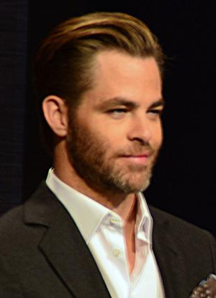 Picture of quotation author Chris Pine