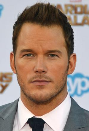 Picture of quotation author Chris Pratt