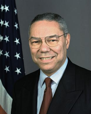 Picture of quotation author Colin Powell