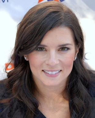 Picture of quotation author Danica Patrick