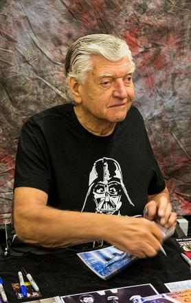 Picture of quotation author David Prowse
