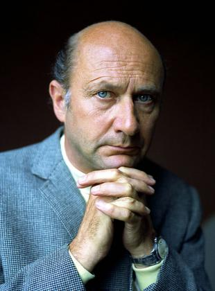 Picture of quotation author Donald Pleasence