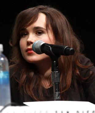 Picture of quotation author Ellen Page