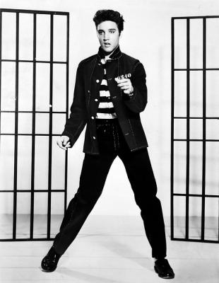Picture of quotation author Elvis Presley