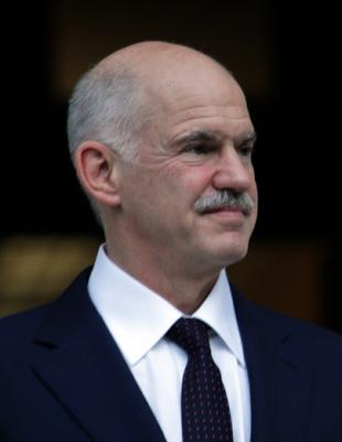 Picture of quotation author George Papandreou