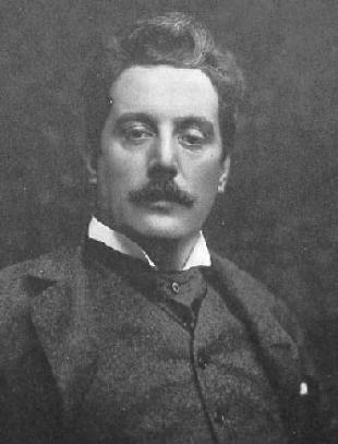 Picture of quotation author Giacomo Puccini