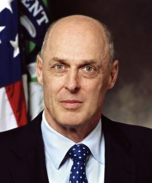 Picture of quotation author Henry Paulson