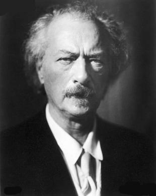 Picture of quotation author Ignacy Jan Paderewski