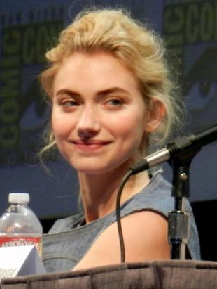 Picture of quotation author Imogen Poots