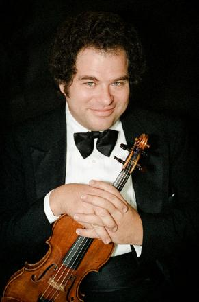 Picture of quotation author Itzhak Perlman