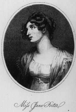 Picture of quotation author Jane Porter