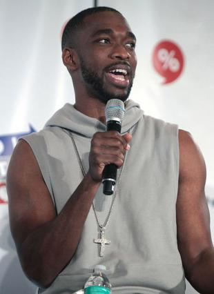 Picture of quotation author Jay Pharoah