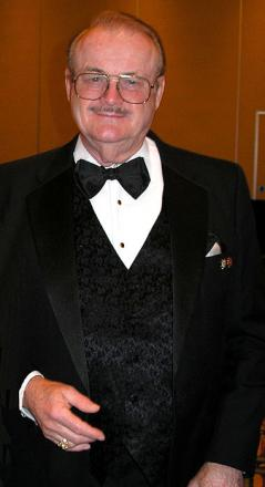 Picture of quotation author Jerry Pournelle