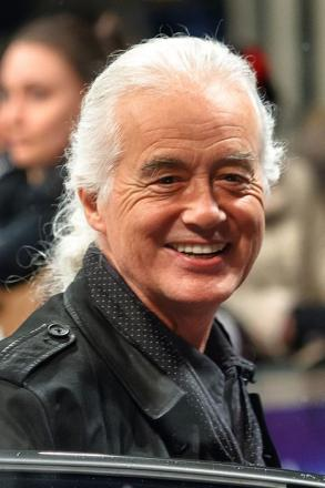 Picture of quotation author Jimmy Page