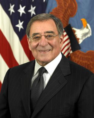 Picture of quotation author Leon Panetta