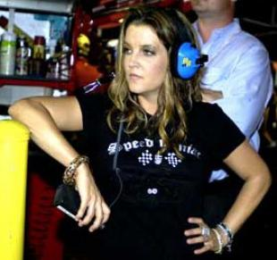 Picture of quotation author Lisa Marie Presley
