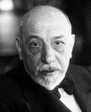Picture of quotation author Luigi Pirandello