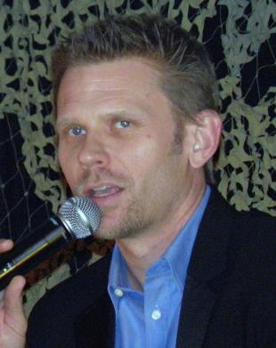 Picture of quotation author Mark Pellegrino