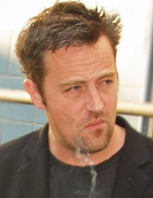 Picture of quotation author Matthew Perry