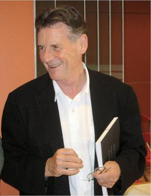 Picture of quotation author Michael Palin