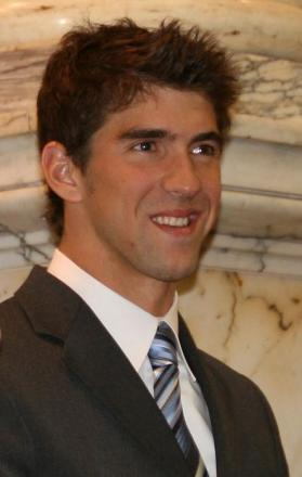 Picture of quotation author Michael Phelps