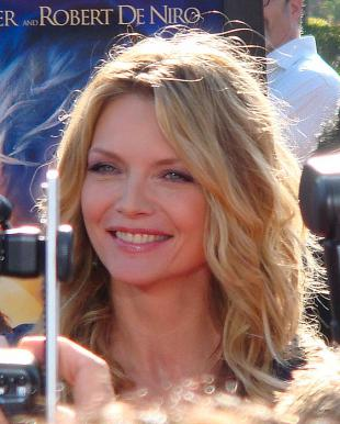 Picture of quotation author Michelle Pfeiffer