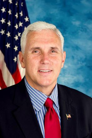 Picture of quotation author Mike Pence