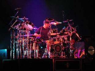 Picture of quotation author Neil Peart