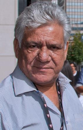 Picture of quotation author Om Puri