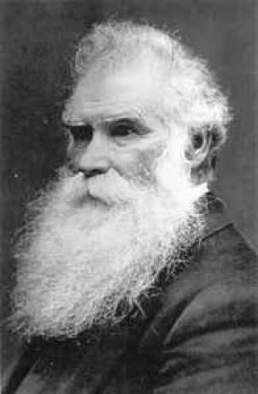 Picture of quotation author Orson Pratt
