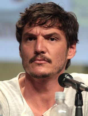 Picture of quotation author Pedro Pascal