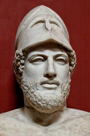 Picture of quotation author Pericles