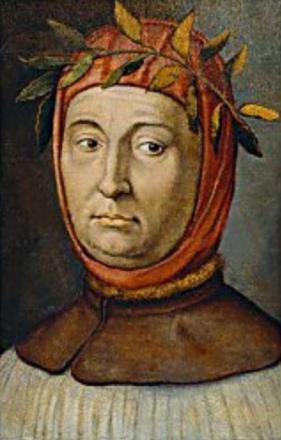 Picture of quotation author Petrarch