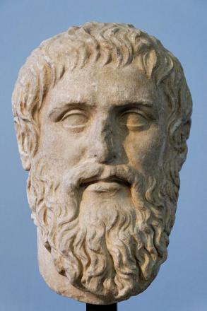 Picture of quotation author Plato