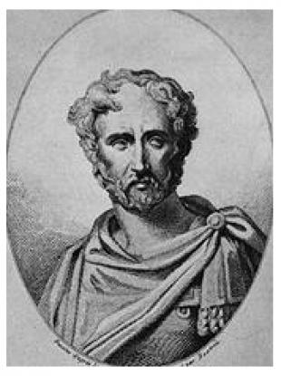 Picture of quotation author Pliny the Elder
