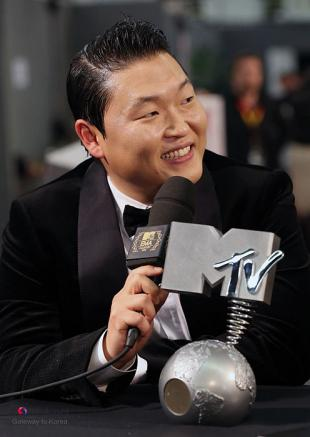Picture of quotation author Psy