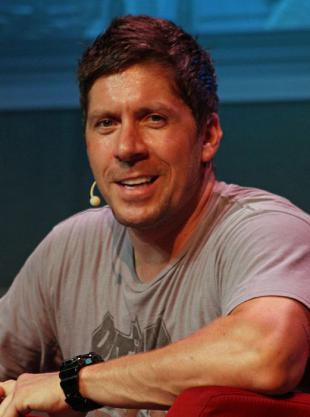 Picture of quotation author Ray Park