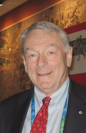 Picture of quotation author Richard Pound
