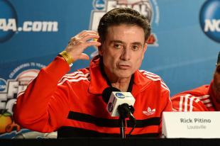 Picture of quotation author Rick Pitino