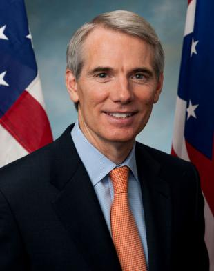 Picture of quotation author Rob Portman