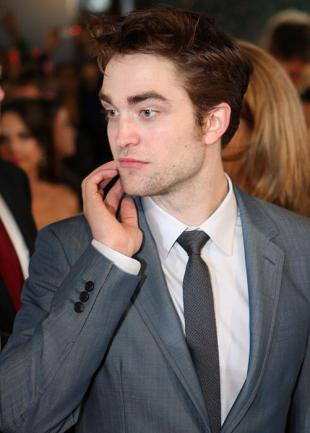 Picture of quotation author Robert Pattinson