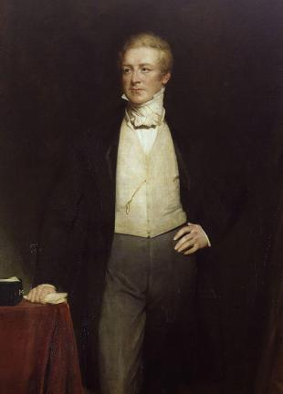 Picture of quotation author Robert Peel