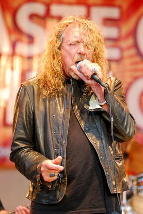 Picture of quotation author Robert Plant