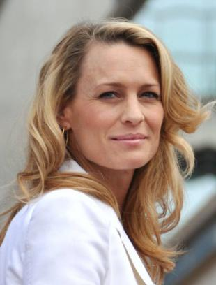 Picture of quotation author Robin Wright