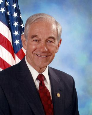 Picture of quotation author Ron Paul