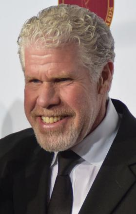 Picture of quotation author Ron Perlman