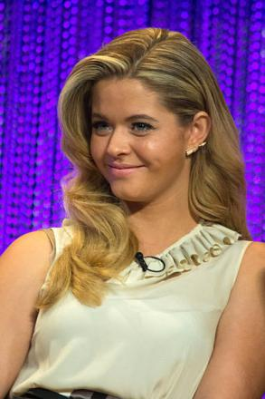 Picture of quotation author Sasha Pieterse